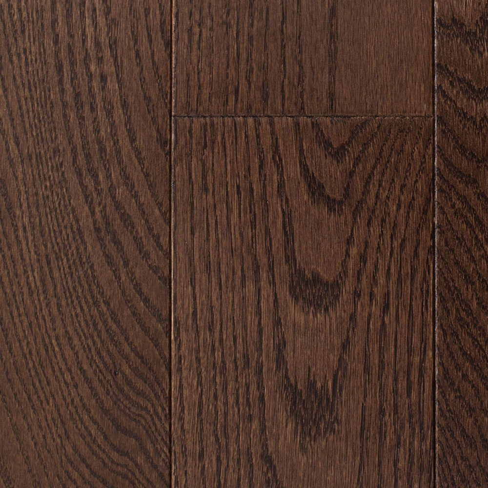 Mullican Muirfield - Four Sided Bevel 3 Oak Dark Chocolate 15560