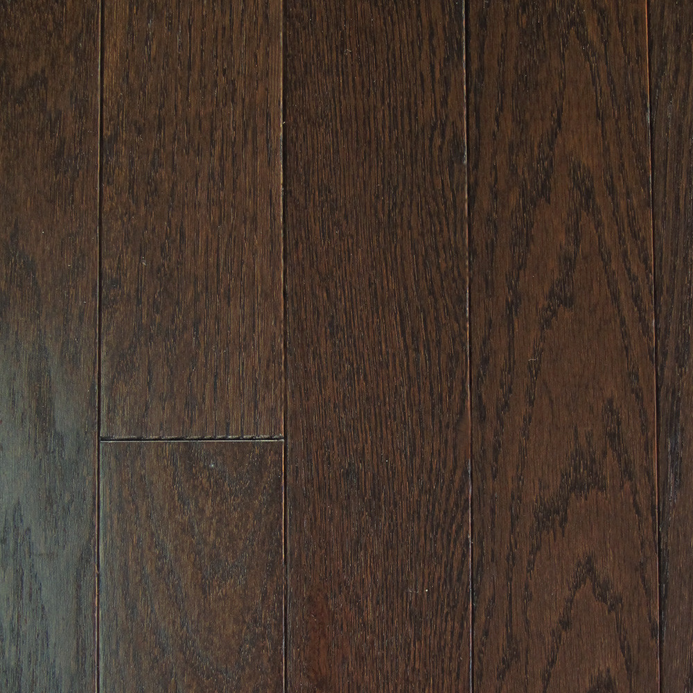Mullican Oak Pointe 3 Oak Dark Chocolate