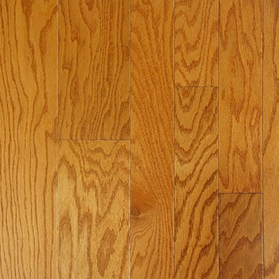 Nuvelle American Engineered 5 Inch Red Oak Golden Oat