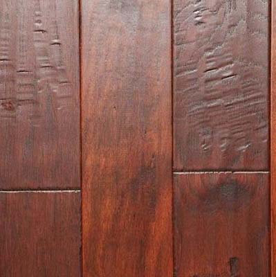 Nuvelle Bordeaux Collection Handscraped Acacia Walnut