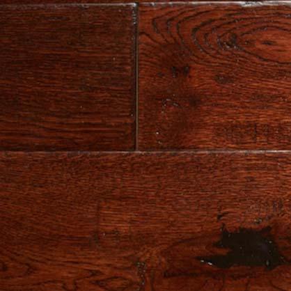 Pinnacle forest knoll 5 inch handscraped hardwood flooring for Hardwood floors 5 inch