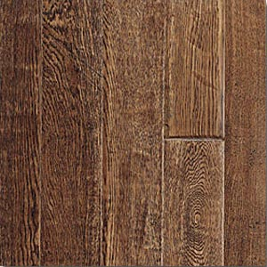 Pinnacle Forest Ridge Classics Hand Scraped Solid Oak Smoked PFR3125
