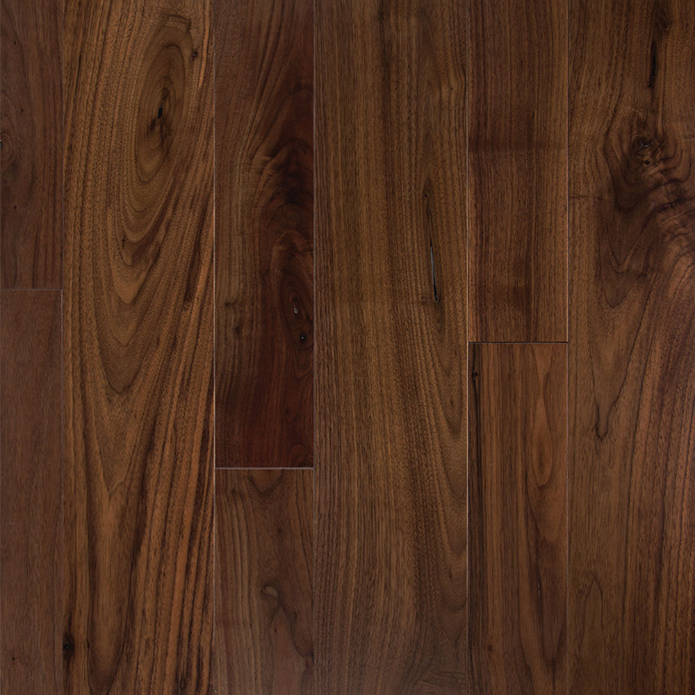 Somerset Character Collection Plank 4 Solid Walnut CP41WAB