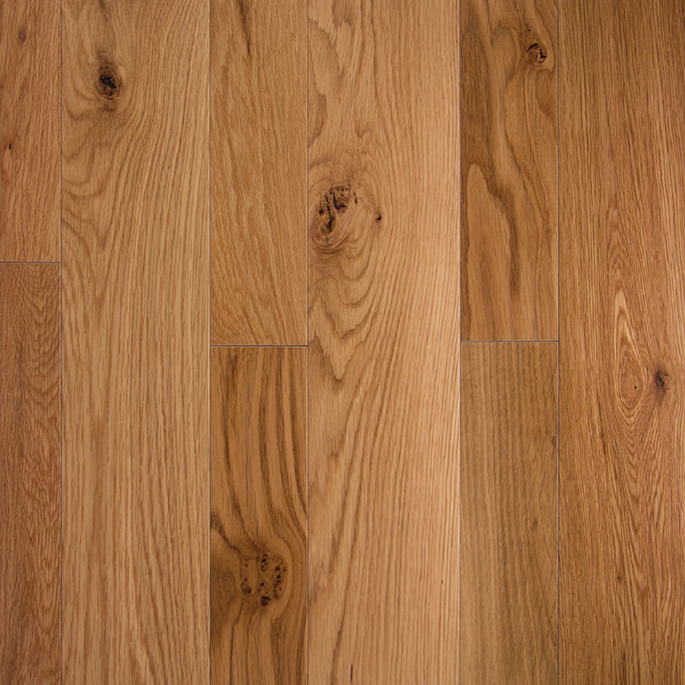 Somerset Character Collection Plank 4 Solid White Oak CP41WOB