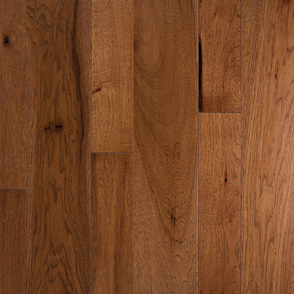 Somerset Character Collection Plank 5 Engineered Hickory Saddle EP51HSAE