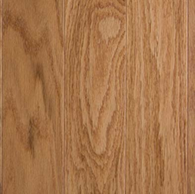 Somerset Classic Strip Solid 2-1/4 Inch Red Oak Natural