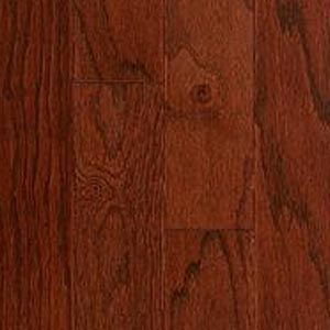 Somerset Color Collections Plank 5 Solid Cherry Red Oak PP51CO