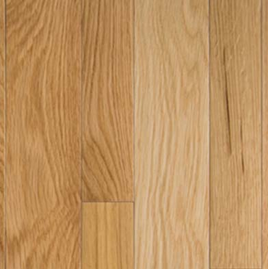 Somerset Color Collections Plank 5 Solid White Oak Natural PP51WOB