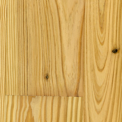 Stepco Durham Unfinished Southern Heart Pine