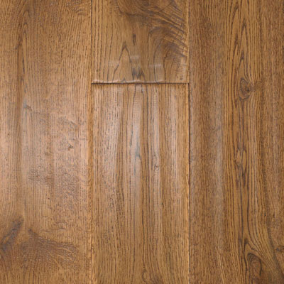 South Mountain Hardwood Santa Fe Engineered 4-3/4 Oak Butterscotch 10BH12