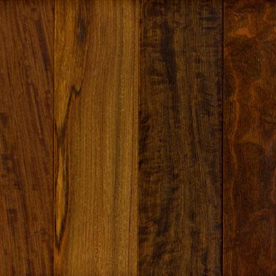 Kitchen floor for Exotic wood flooring