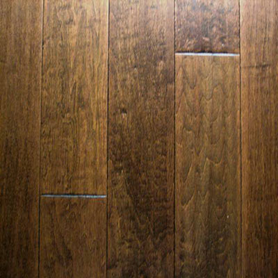 Stepco Majestic Contmeporary Scrape 5 Maple Walnut MAJ202N