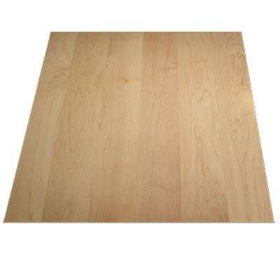 Stepco 5 Inch Wide Plainsawn Maple Select & Better
