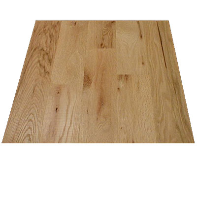 Stepco 3 Inch Wide Plainsawn Red Oak Common