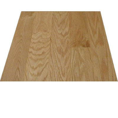 Stepco 5 Inch Wide Plainsawn Red Oak Select & Better