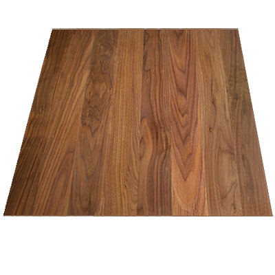 Stepco 5 Inch Wide Plainsawn Walnut Select & Better