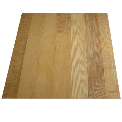 Stepco 5 Inch Wide Rift & Quartered Ash Select & Better