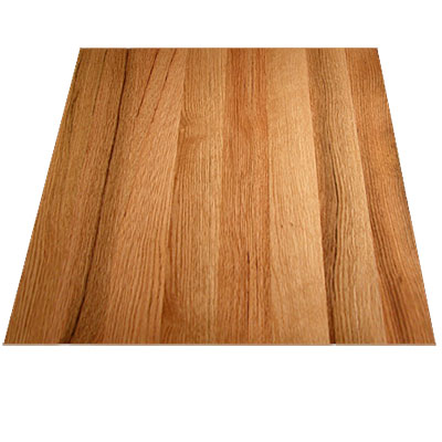 Stepco 7 Inch Eng Wide Rift & Quartered Red Oak Common
