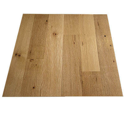 Stepco 7 Inch Eng Wide Rift & Quartered White Oak Common