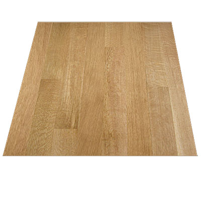 Stepco 2 1/4 Inch Eng Wide Rift & Quartered White Oak Select & Better