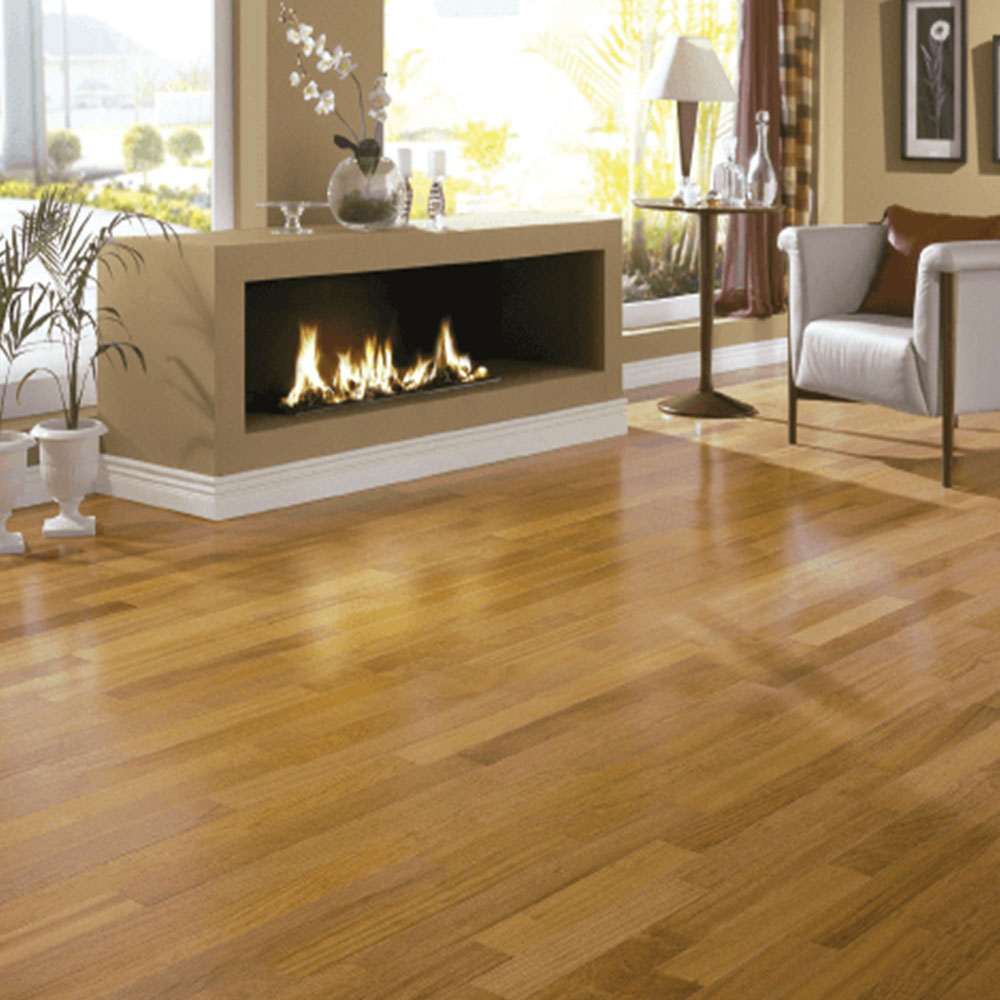 Triangulo Engineered 3/8 x 3-1/4 (200 Series) Jatoba (Brazilian Cherry) ENGBC314