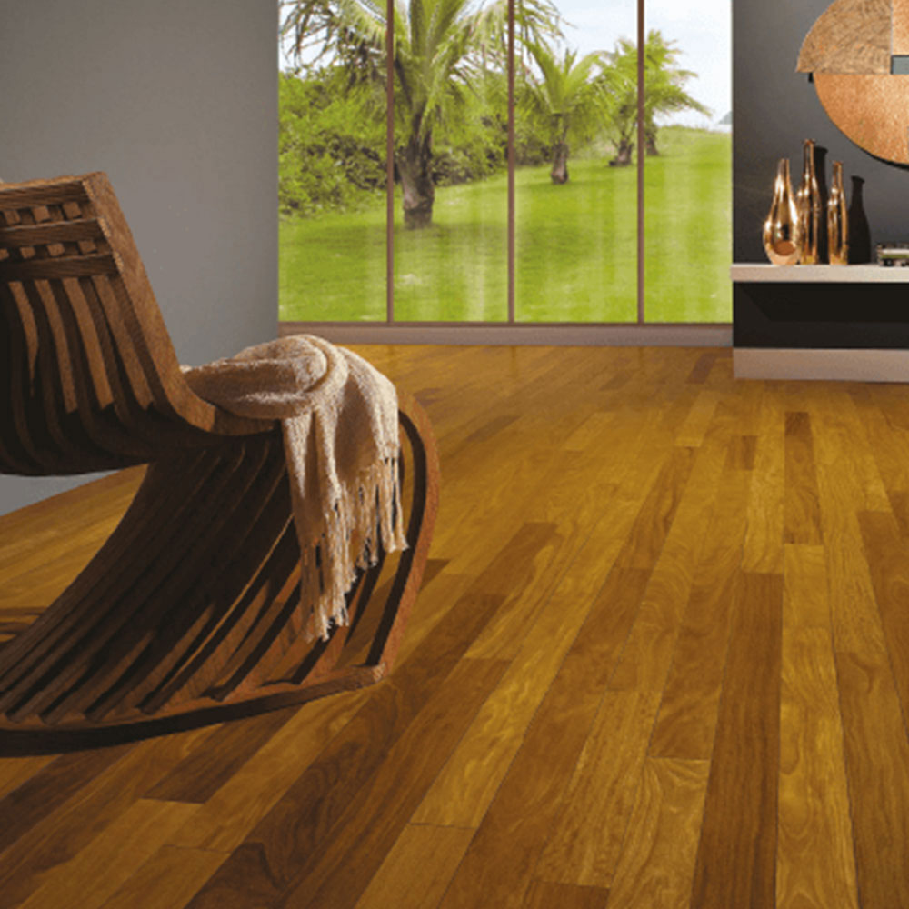 Triangulo Engineered 3/8 x 3-1/4 (200 Series) Brazilian Teak ENGBT314