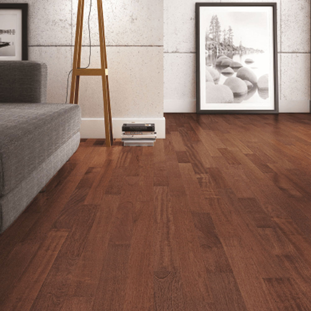 Triangulo Engineered 3/8 x 3-1/4 (200 Series) Royal Brazilian Cherry ENGROYBC314