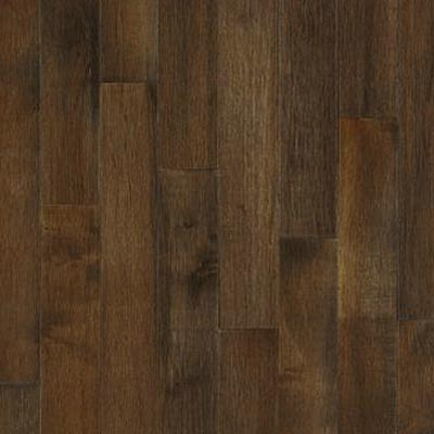 Ua Floors Grecian Collection 4 3/4 Maple Cappuccino UAF GRE4 CAPCHINO