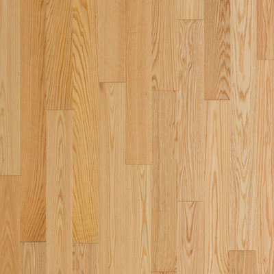 Ua Floors Grecian Collection 3 9/16 Red Oak Natural UAF GRE OAKNAT