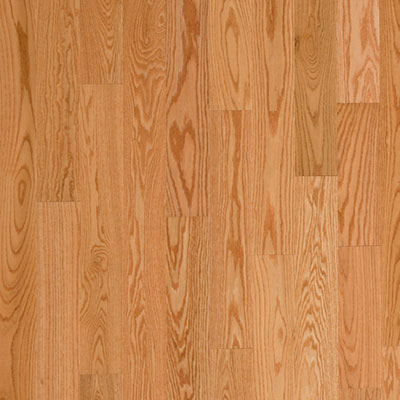 Ua Floors Grecian Collection 3 9/16 Red Oak Amber UAF GRE OAKAMB