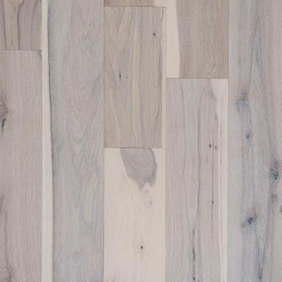 Ua Floors Olde Charleston Hickory Beachfront White 7 1/2 UAF OCP7 BEACHFRNT