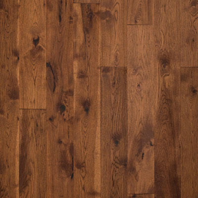 Ua Floors Olde Charleston Hickory Tobacco 7 1/2 UAF OCP7 TOBACCO