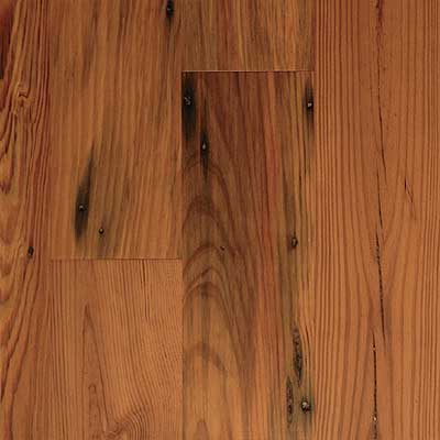 Ua Floors Olde Charleston Reclaimed Heart Pine 4 3/4 UAF OCP4 HEARTPINE