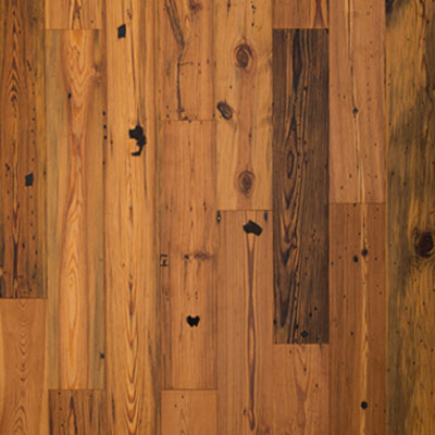 Ua Floors Olde Charleston Reclaimed Heart Pine 7 1/2 UAF OCP7 HEARTPINE