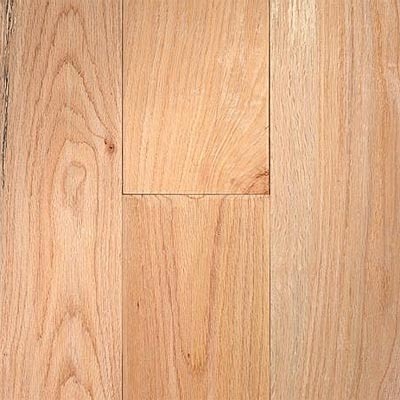 Virginia Vintage 5 inch Unfinished Solids Unfinished Red Oak VSO5696