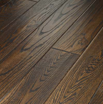 Zickgraf brentwood hand scraped oak 5 inch hardwood for Hardwood floors 5 inch