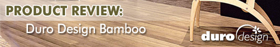 Duro Design Bamboo Flooring from FastFloors.com