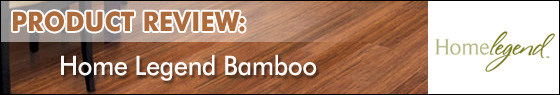 Home Legend Bamboo Flooring from FastFloors.com