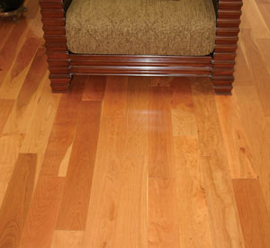 Exotic Hardwoods American Cherry