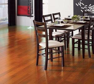 Exotic Hardwood Malaysian Kempas
