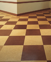 Green / Eco-friendly Basement flooring