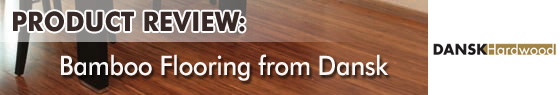 Dansk Bamboo Flooring