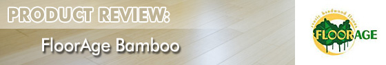 FloorAge Bamboo Flooring