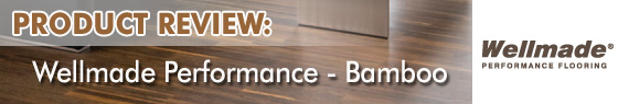 Wellmade Performance Flooring - Bamboo
