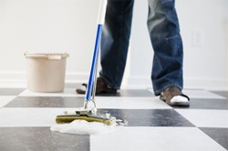 Green Cleaning of Vinyl Flooring