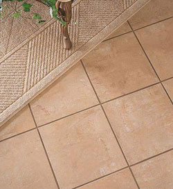 Steam cleaning your tile & grout