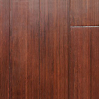 Wellmade Performance Flooring Solid Strand Woven Bamboo Santos Mahogany Stained Color