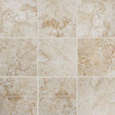 American Olean Bordeaux 4 x 8 Wall Creme