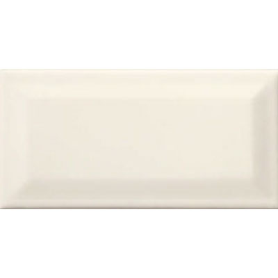 American Olean Profiles Matte Beveled 3 x 6 Matte Biscuit