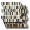 Jubiliance Entourage Marble and Glass Mosaic